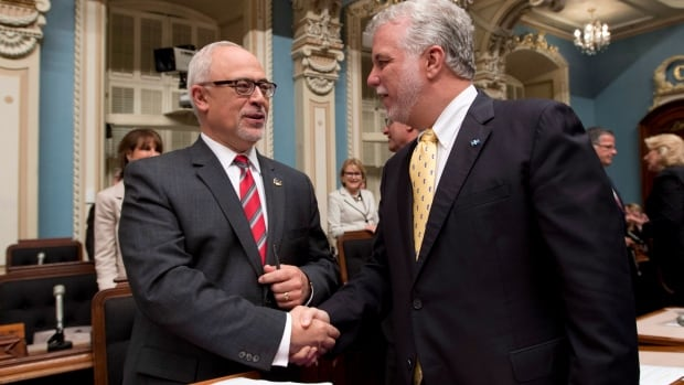 Quebec Finance Minister Carlos Leitao and Premier Philippe Couillard are turning to the new commission for help in determining where to cut $3.2 billion in government expenses by 2015.