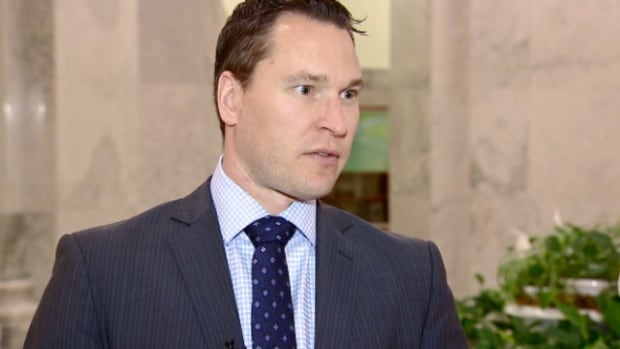 NDP MLA Deron Bilous says it is inconceivable that Alberta Infrastructure has no documents related to the cancellation of a penthouse suite planned for former premier Alison Redford.