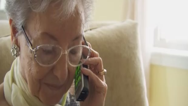Bell Canada has apparently been taking about $133 a month from the bank account of 83-year-old Margaret Belean of Brantford, Ont., for a second phone line which she doesn't have.