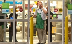 Moncton Manhunt grocery store