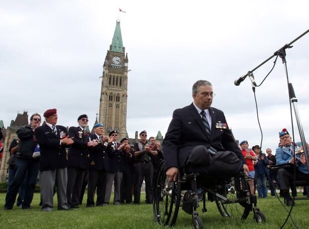 Veterans rally 20140604