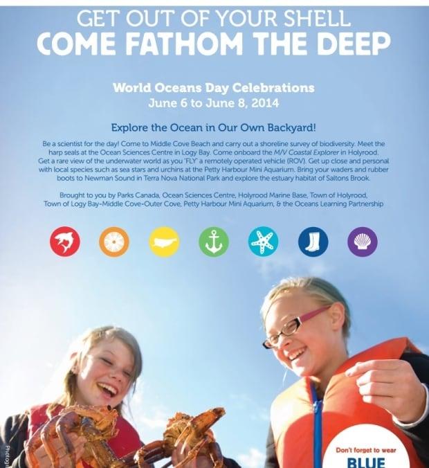 World Oceans Day in NL