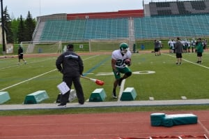 Roughrider Running Backs