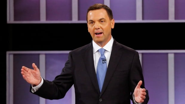 Thirty-seven per cent of those who watched Tuesday night's Ontario televised leaders debate saw Progressive Conservative Leader Tim Hudak as the winner.