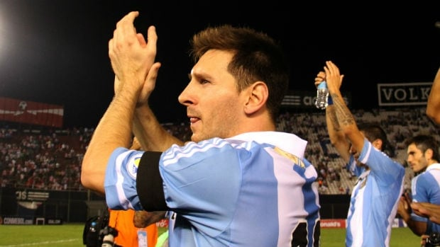 Is this the year Lionel Messi finally comes through on the world stage?