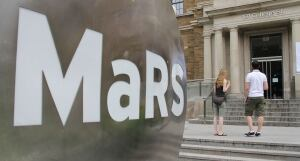 MaRS complex in Toronto