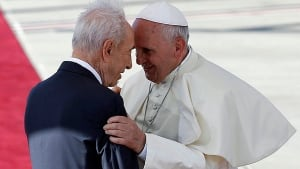 POPE-HOLYLAND/