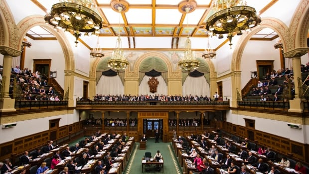"There's a very real chance Ontario voters will deliver another minority government to Queen's Park in the June 12 election. So, enter the ""C"" word -- coalition, writes Genevieve Tomney."