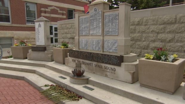 RCMP Memorial and Honour Roll