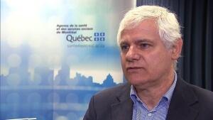 Richard Massé public health Montreal