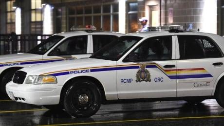 Sackville, N.B., RCMP station