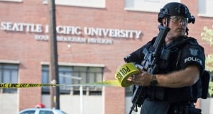Seattle University shooting