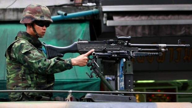Thailand's military government has blocked hundreds of websites and plans to expand its surveillance capabilities.