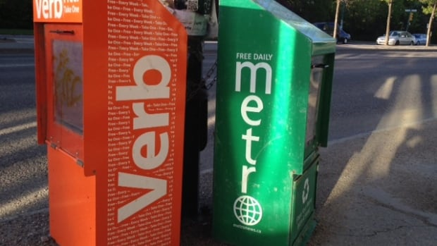 City council wants to limit where newspaper boxes can be placed.