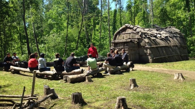 OPP officers get training on the Delaware First Nation.