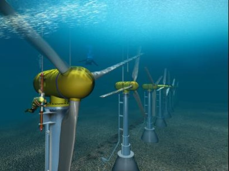 Turbines will test ocean current off Florida for renewable energy