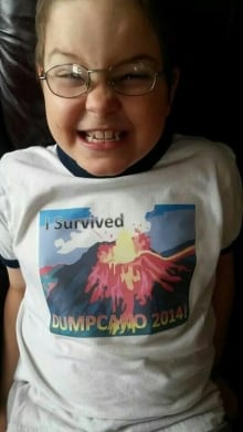 I survived Dumpcano