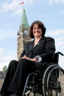 NDP MP Manon Perreault