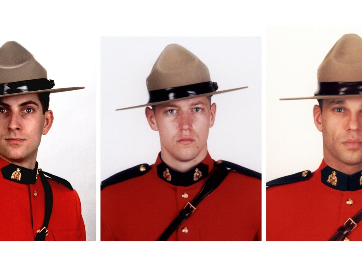 Moncton Shootings 3 Rcmp Officers Dead 2 Wounded Cbc News