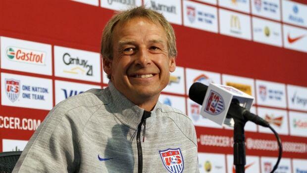 """Unites States coach Jurgen Klinsmann said the team has a """"casual"""" approach to the hot topic."""
