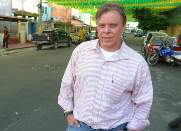 Capobiango Neto World Cup Manaus