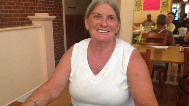Carol Cobb has been coming to Chez Doris for 20 years to use some of its services. She said she and her friends will be seriously affected by the shelter's decision to close on the weekends.