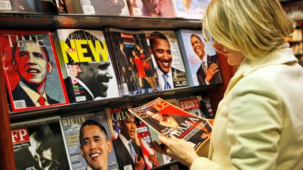 Time Inc. is being spun off its Time Warner parent in an era where magazines are in trouble.