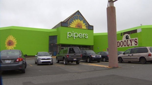 Pipers on Topsail Road in St. John's