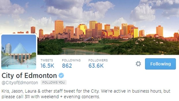 The city is looking to change the way it uses social media to speak with Edmontonians about their concerns.