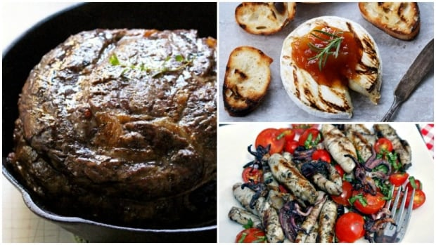 There are many ways to get creative when backyard grilling. Below are some savoury suggestions.