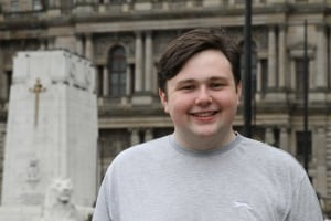 Kyle Thornton, Scottish Youth Parliament