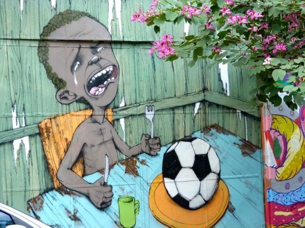 World Cup 2014: Sao Paulo