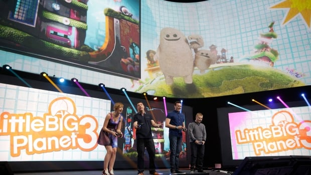 Sony says it's bringing new installments of the popular video-game franchises Uncharted and LittleBigPlanet to the PlayStation 4.