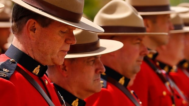 Police officers from across Canada will be relieving all 200 members of the Codiac RCMP so they can have time off to grieve for their three fallen colleagues.