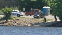 water rescue body found ottawa river