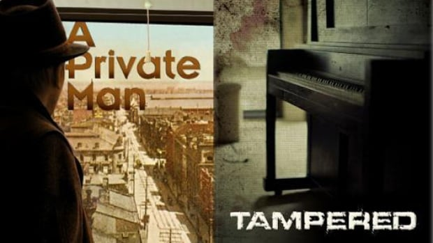 A Private Man and Tampered