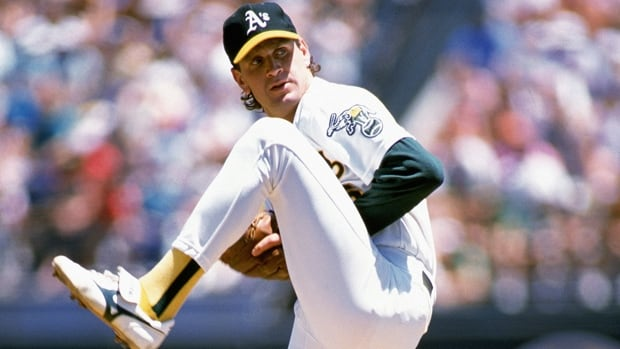 Pitcher Bob Welch, who died Monday night at age 57, had a 211-146 record in 17 MLB seasons with the Dodgers and Athletics.