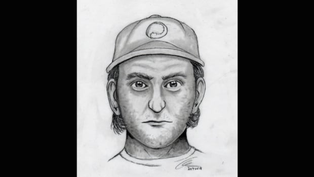 RCMP released this sketch of the man who they say tried to force a teen girl into a truck in Red Deer on June 4.