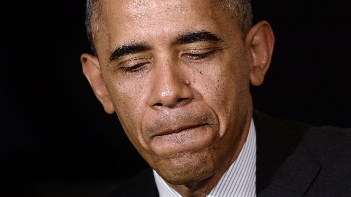 Barack Obama frustrated with failure to change U.S. gun ...