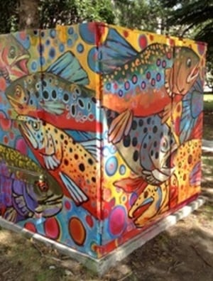 Mary-Leigh Doyle utility box