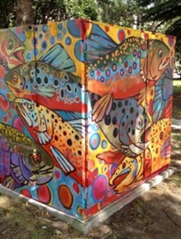 Mary-Leigh Doyle utility box