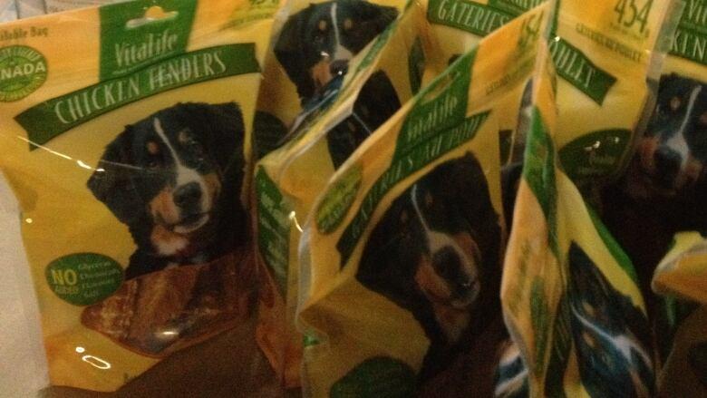 Former Dog Treats Sold At Costco