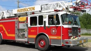 Fredericton Fire Department