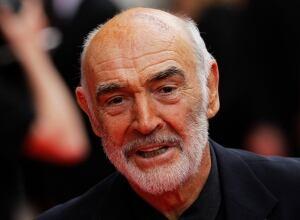 BRITAIN Sean Connery Scotland