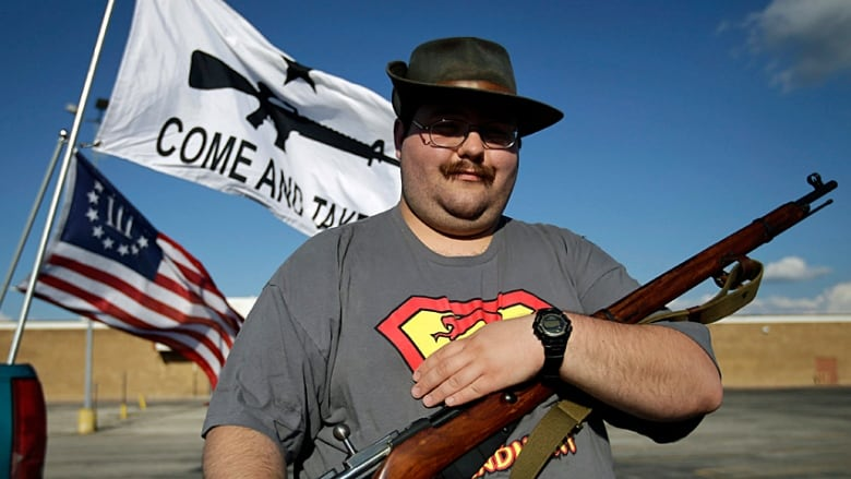 Open carry,' NRA-induced paralysis, the growing paranoia