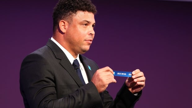 Former Brazilian soccer great Ronaldo says he`s ashamed of how the World Cup has been organized. He`s on the committee.