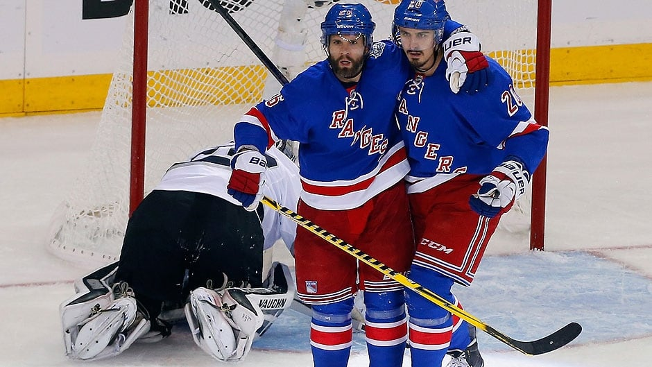 Stanley Cup final: Rangers down Kings to stay alive | CBC Sports