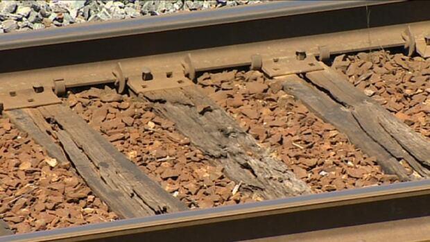 Rail ties