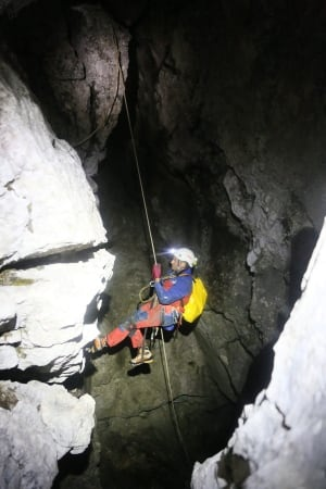 Germany Cave Rescue