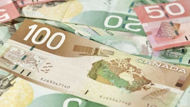 The Basic Income Canada Network proposed a plan to give each Canadian $20,000 per year. (Source: CBC News)